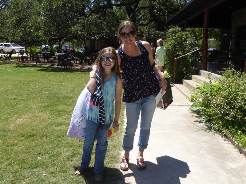 Kickapoo Kamp for Girls - Kerrville, Texas